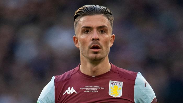 Jack Grealish trưởng thành từ lò đào tạo Aston Villa