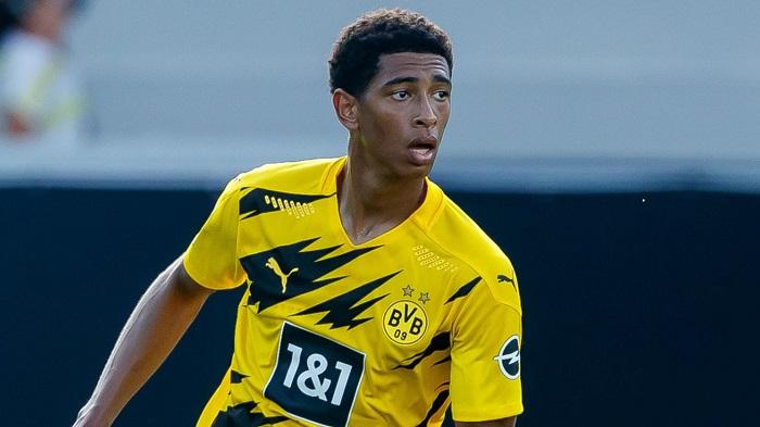 Jude Bellingham thiết lập kỉ lục khi chuyến đến thi đấu cho Dortmund