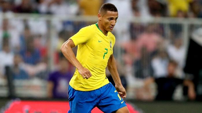 Richarlison cùng Brazil vô địch Copa America 2019