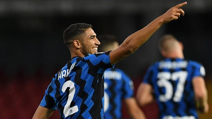 Achraf Hakimi tại Inter Milan