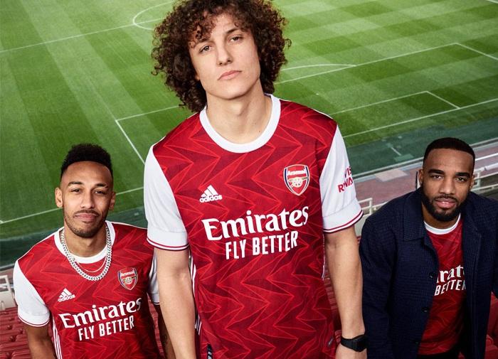 Áo đấu đẹp nhất 2020-21 - Arsenal