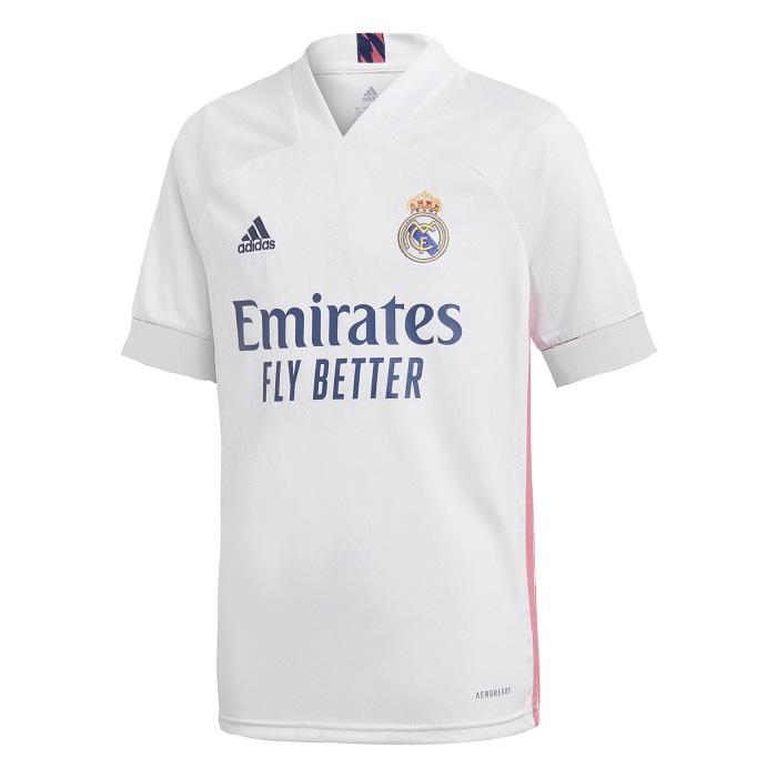 Áo đấu đẹp nhất 2020-21 - Real Madrid