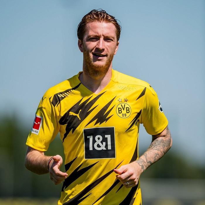 Áo đấu đẹp nhất 2020-21 - Borussia Dortmund