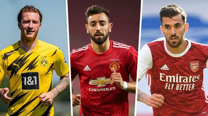 Top 10 đội bóng có áo đấu đẹp nhất mùa giải 2020-21
