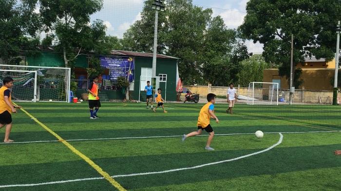 Tổng hợp danh sách các sân bóng đá mini ở quận Tân Bình, TPHCM - Sân H2 Tân Sơn