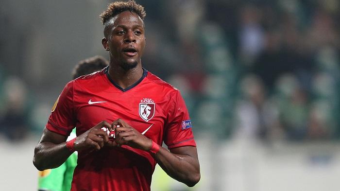 Cầu thủ Divock Origi khởi đầu sự nghiệp của tớ ở Lille