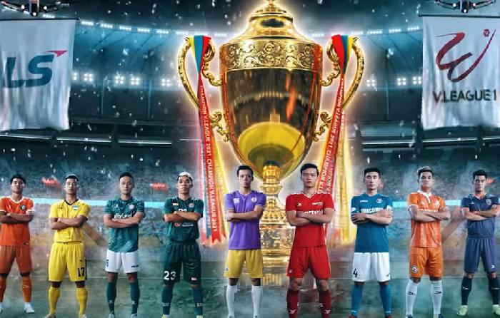 Bảng xếp hạng giải bóng đá quốc gia Việt Nam V.League 2021 mới nhất