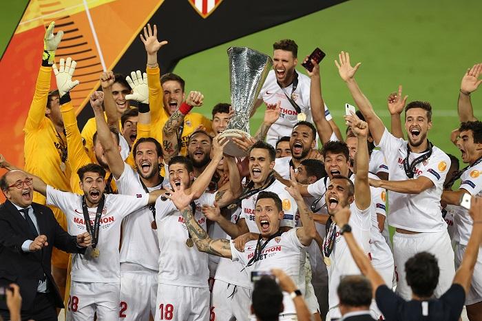 Sevilla FC - câu lạc bộ bóng đá Andalucia