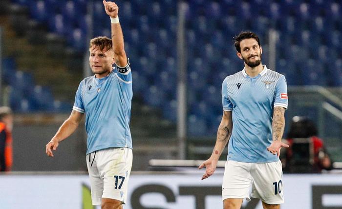 tin tức về câu lạc bộ bóng đá SS Lazio - Đội bóng thành Rome