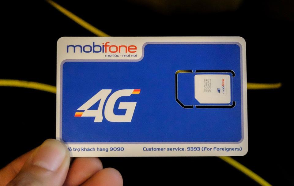 Kiểm tra thông tin về sim MobiFone