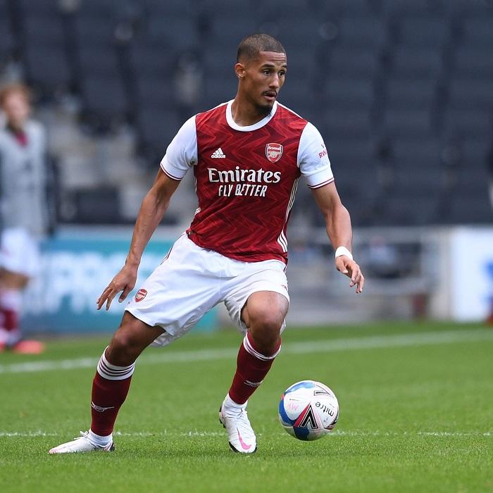 William Saliba - Trung vệ tiềm năng của Arsenal là ai?