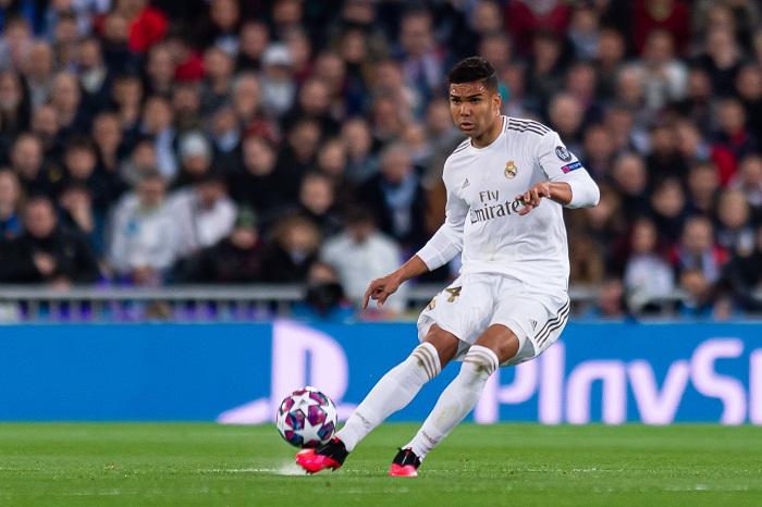 Tiền vệ phòng ngự Casemiro - Báu vật toàn diện của Real Madrid
