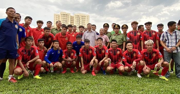Thông tin về câu lạc bộ bóng đá Công an Nhân dân