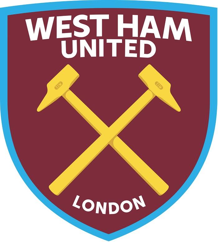 Logo câu lạc bộ West Ham United