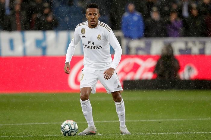 Eder Militao - trung vệ tương lai của Real Madrid