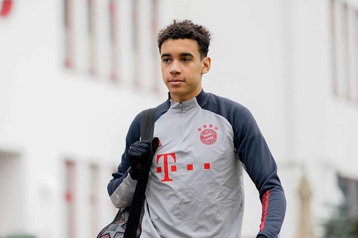 Jamal Musiala - Tài năng trẻ từ bỏ tuyển Anh để chọn tuyển Đức