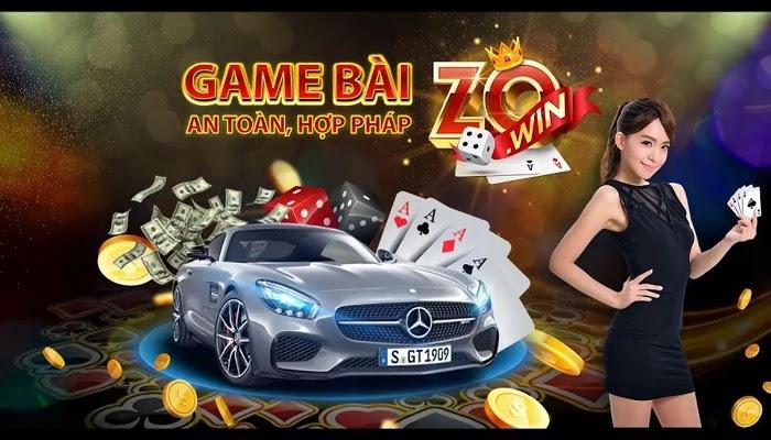 Cổng game bài Zowin có nhiều lượt tải nhất năm 2021