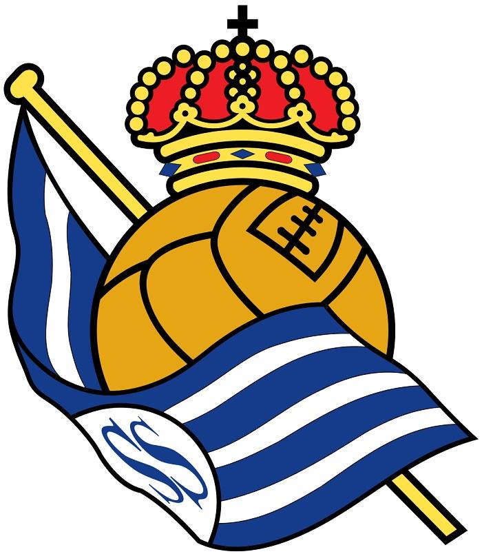 Logo của Real Sociedad