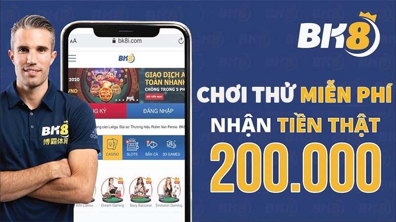 BK8 chính thức ra mắt cổng thanh toán tiền điện tử