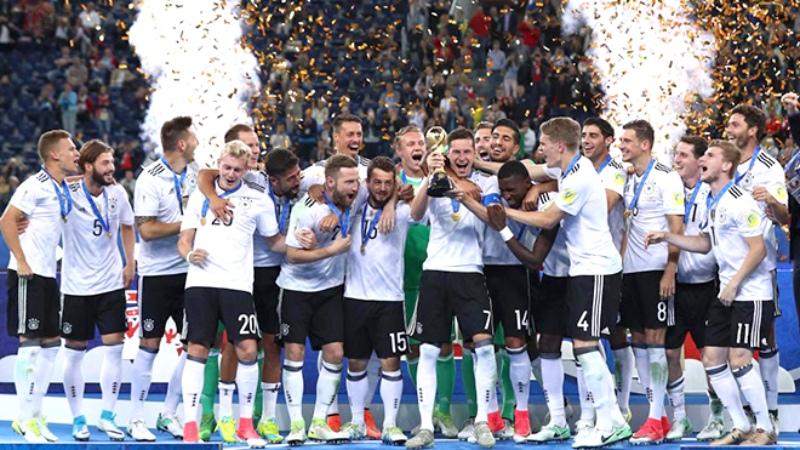 Đội tuyển Đức trên con đường tìm lại ánh hào quang năm xưa
