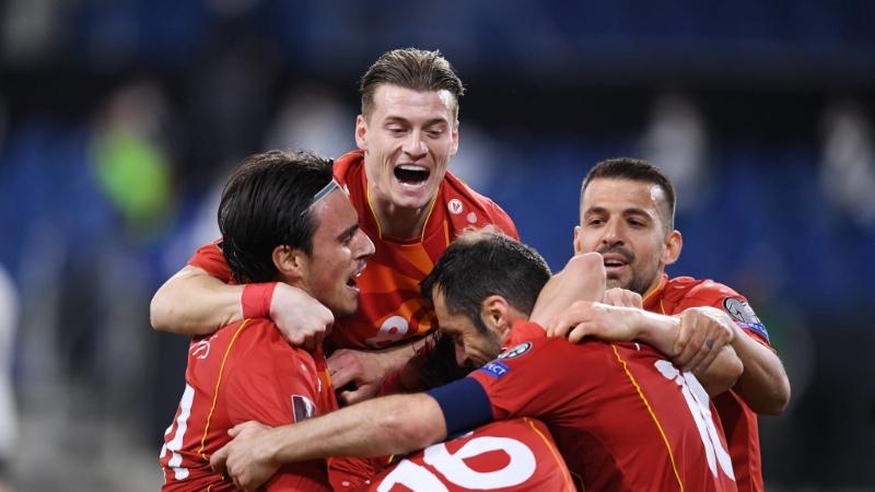 Đội tuyển Bắc Macedonia - cái tên mới của Euro 2021